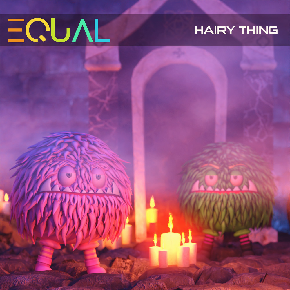 EQUAL – Hairy Thing [Group Gift]