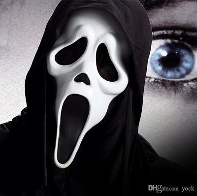 La mascara de la muerte
