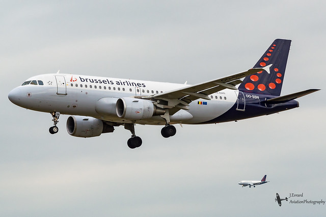 BrusselsAirlines_A319_OO-SSN_EBBR_SEP2016