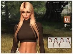 MINA Hair - Joye - FaMESHed