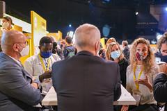 Le Ministre délégué Franck RIESTER, Bpifrance Inno Génération – 6e édition