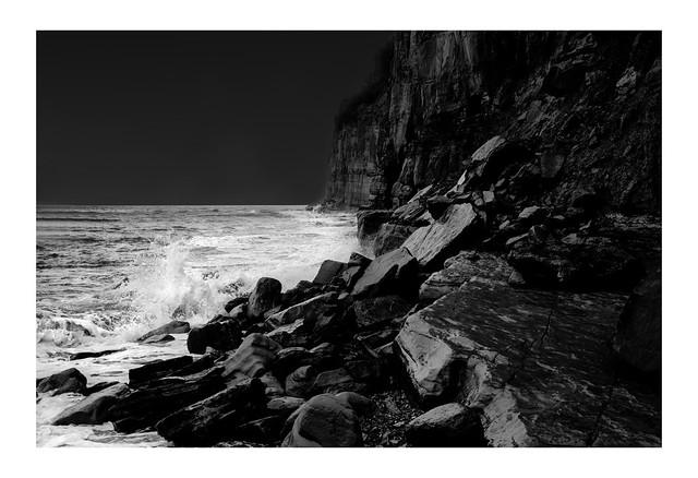 Waves on Pett Level  Beach | Kent
