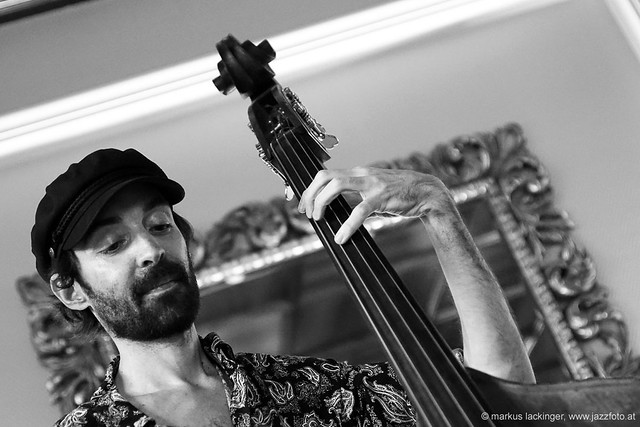 Marco Stagni: double bass