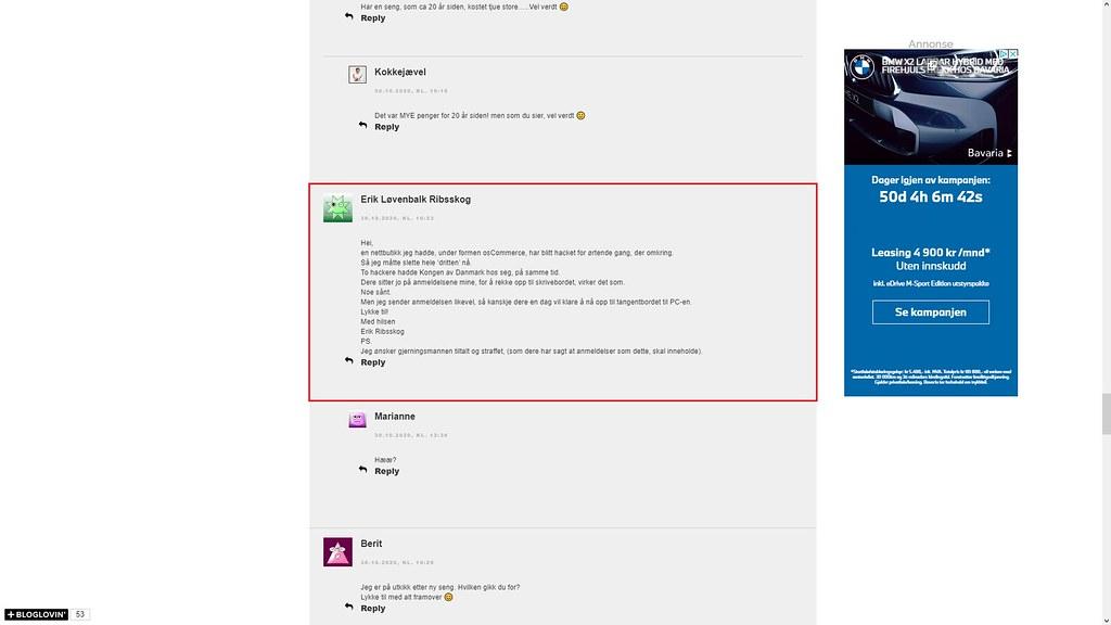 nettmobbing 30. oktober