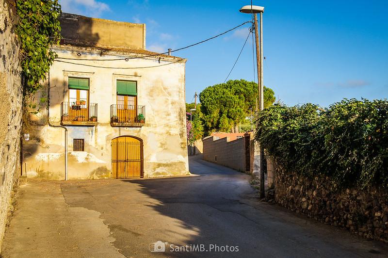 Camí de Sant Pere Vell