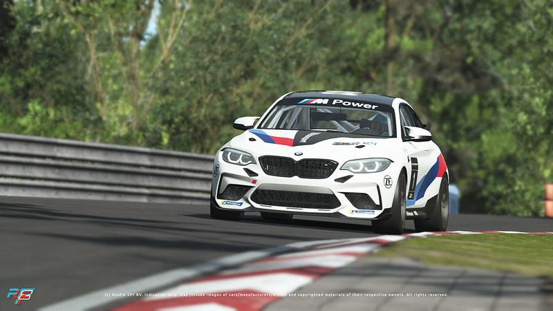 rFactor 2 BMW M2 CS Racing
