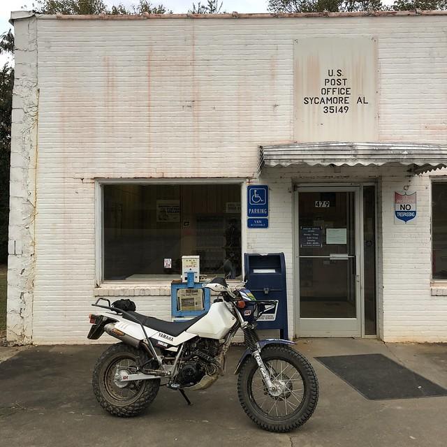 Tour De' Talladega National Forest - Yamaha TDUB Club