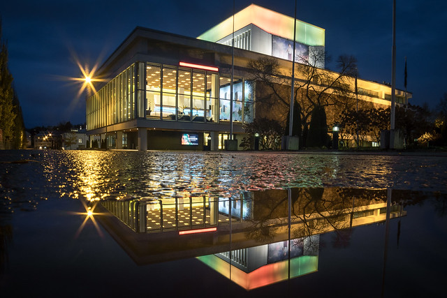 Kuopion kaupunginteatteri ilta lokakuu 2020