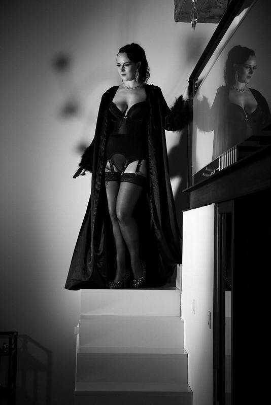 2020 - Mademoiselle Mary Lou - Film Noir