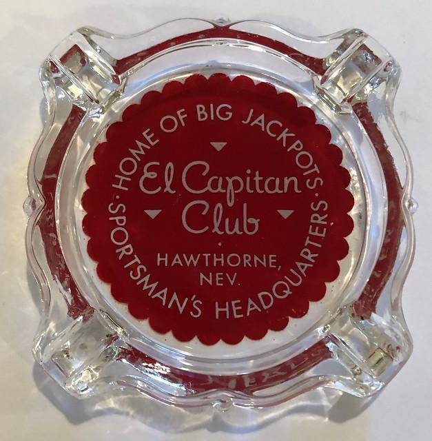 EL CAPITAN CLUB HAWTHORNE NEVADA
