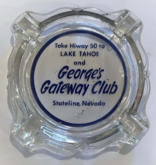 GEORGE'S GATEWAY CLUB STATELINE NEVADA