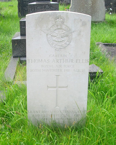 Great War Grave, Chester