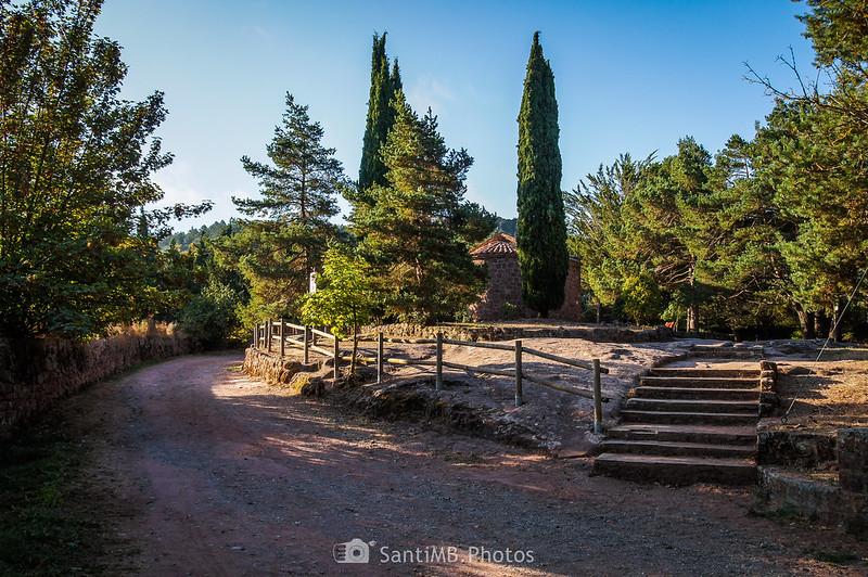 Ermita de Sant Antoni en Prades