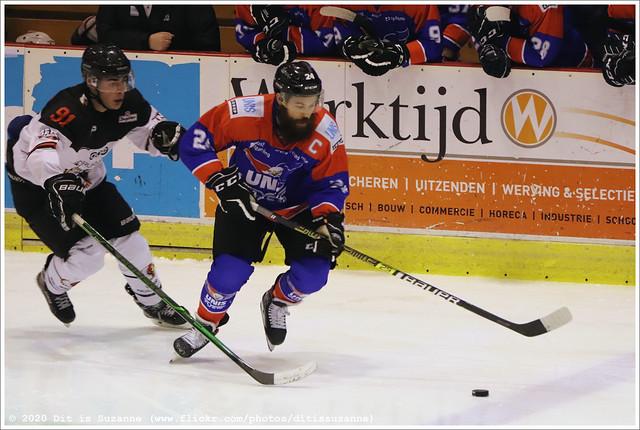 UNIS Flyers vs Chiefs Leuven