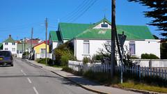 FALKLAND ISLANDS - 70 Residential street, Stanley