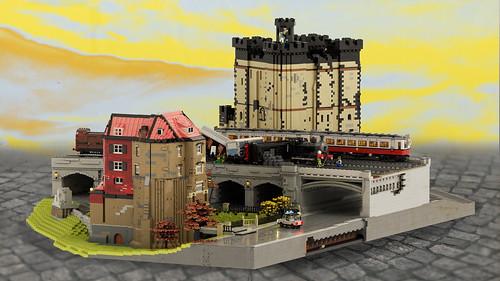 Newcastle-Upon-LEGOLAND