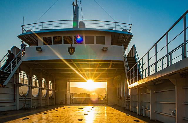 Poros Ferry