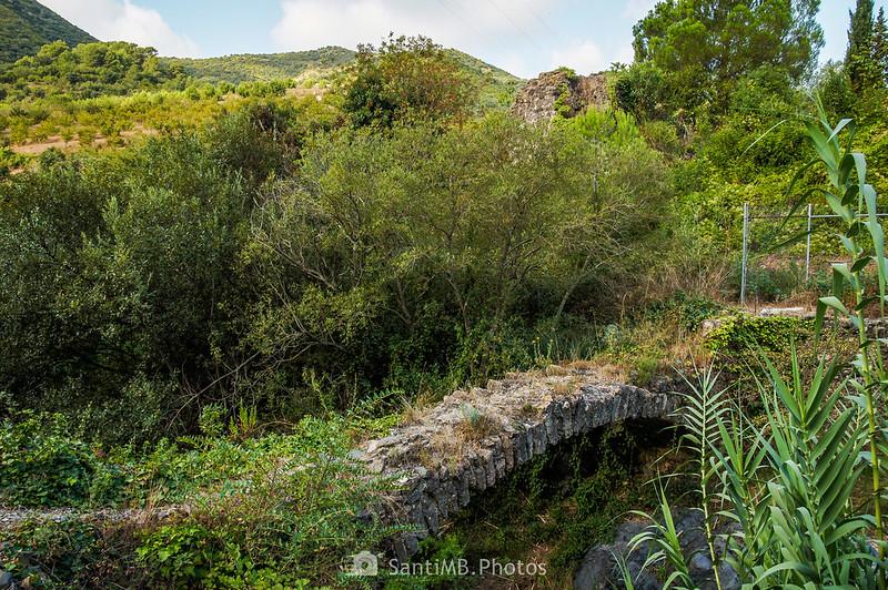El Pont Sec y el Molí del Pont