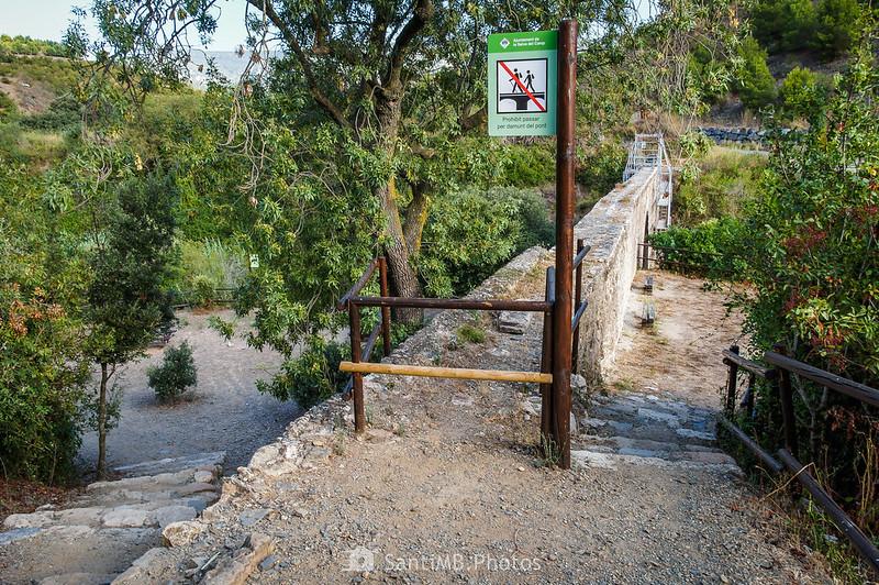 Lo Pont Alt del Camí del Rec