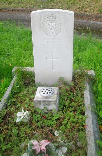 aChester War Grave 20
