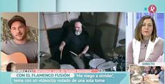 Ricard Monné Ismael González entrevista TV