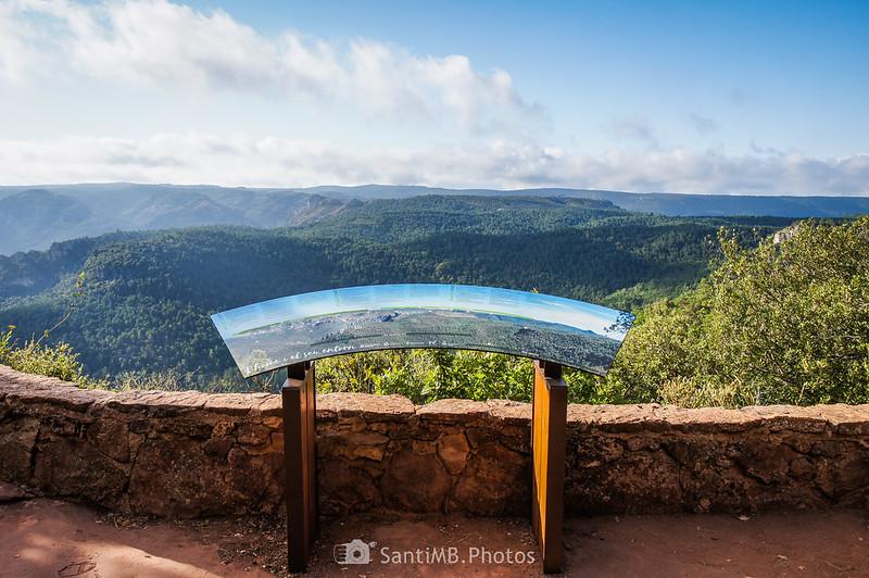 Vistas desde la ermita de l'Abellera