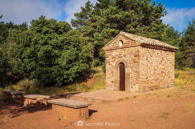 Ermita de Sant Roc de Prades