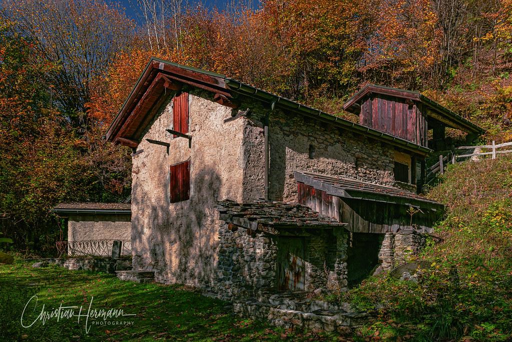 Vecchio Mulino, Rossura, Switzerland