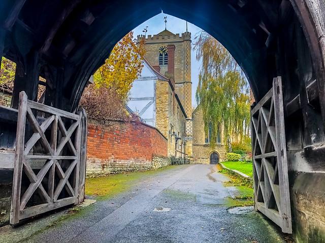 Dorchester Abbey, Dorchester on Thames, Oxfordshire