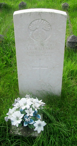 Overleigh Cemetery, Chester, Second World War Grave
