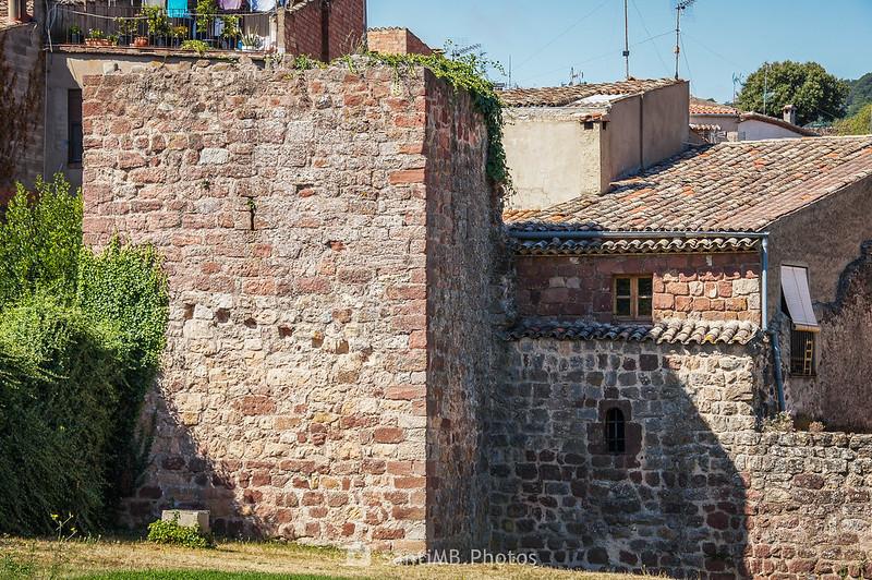 Torre de defensa de la muralla de Prades
