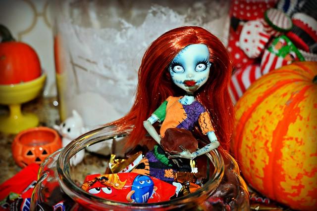 Candy Thief :D