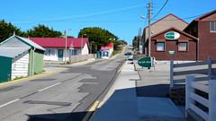 FALKLAND ISLANDS - 72 Residential street, Stanley