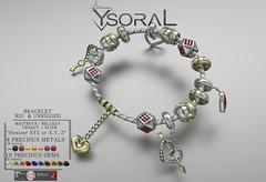 ~~ Ysoral ~~ .: Luxe Set Bracelet Leslie :.(BENTO & UNRIGGED )