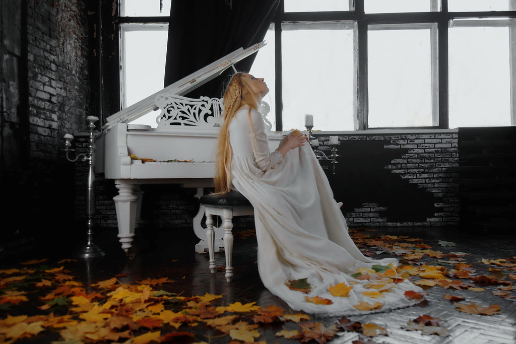 musician of fall