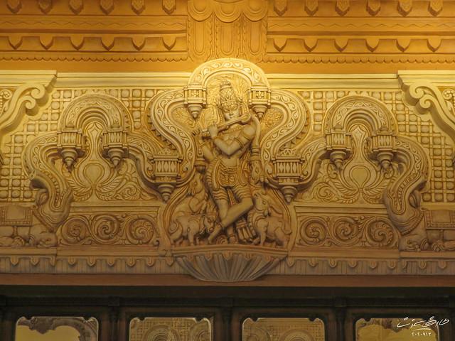 قصر البارون إمبان - تفاصيل داخلية