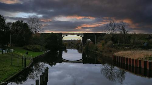 frodsham water canal cheshire bridge fujifilm fujifilmxt4 landscape