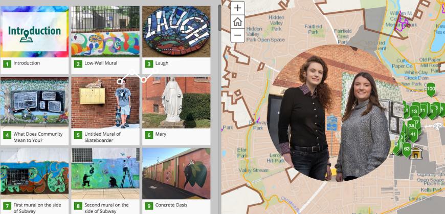 The Newark Public Art Map: A new way to explore Newark