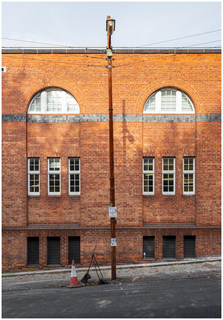 Kelvin Hall Symmetry, Glasgow