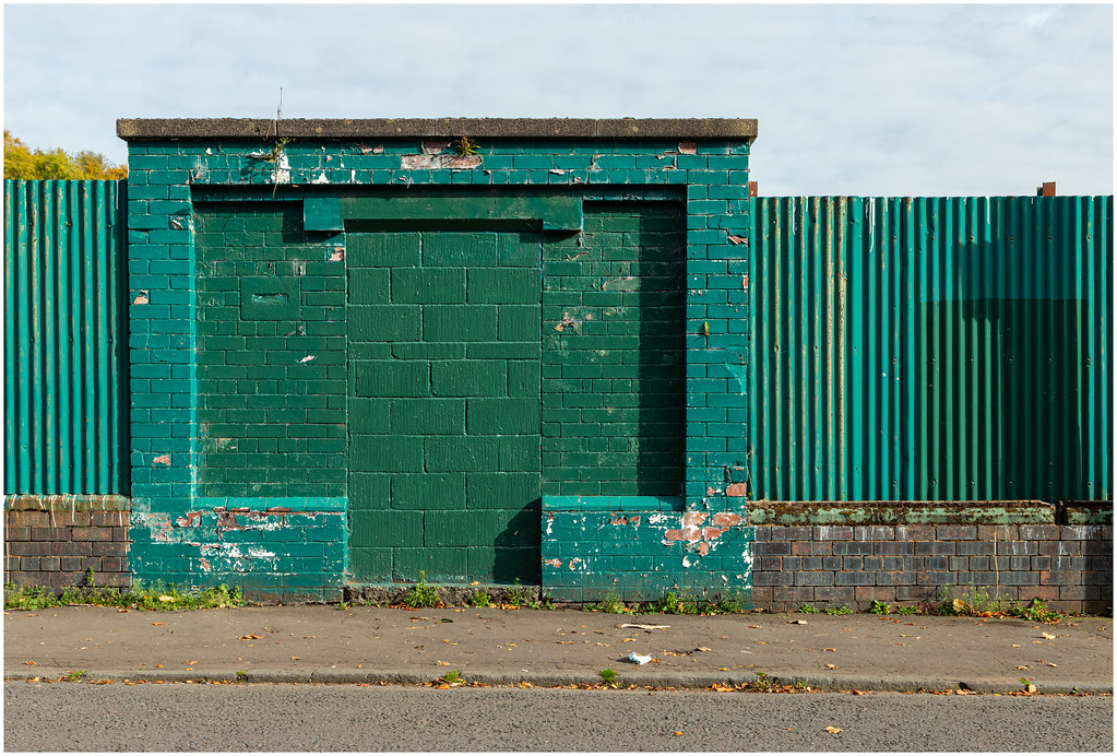 Entrance - Blocked Up, Partick