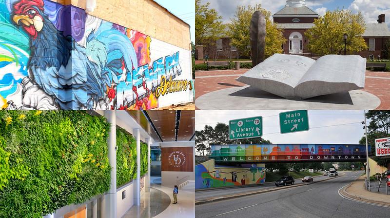 Newark Art Collage