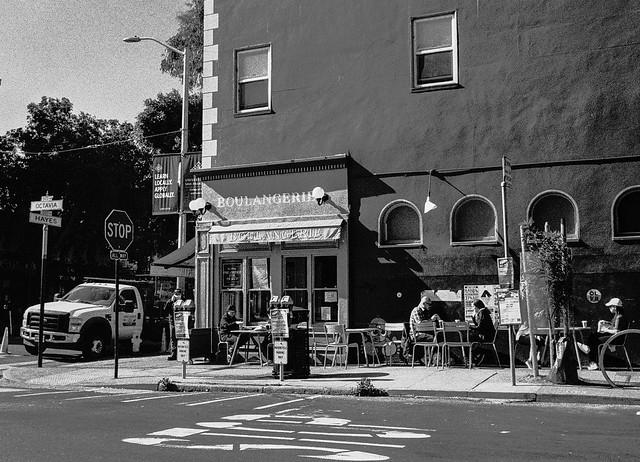 Octavia Street, Hayes Valley, San Francisco