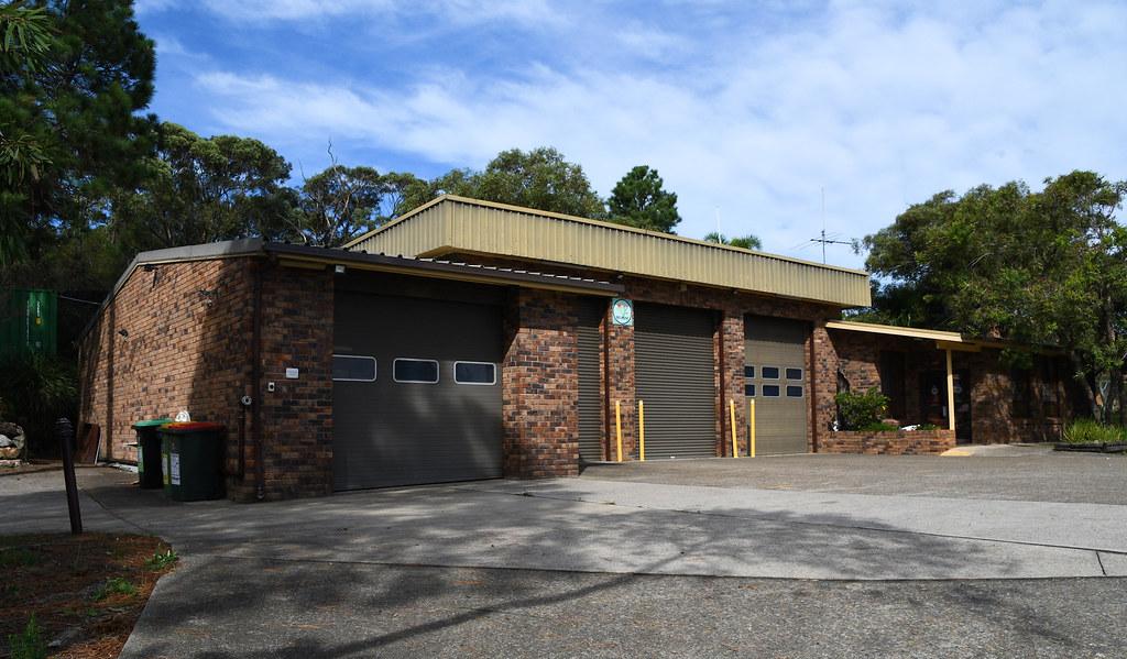 Rural Fire Brigade, Belrose, Sydney, NSW.