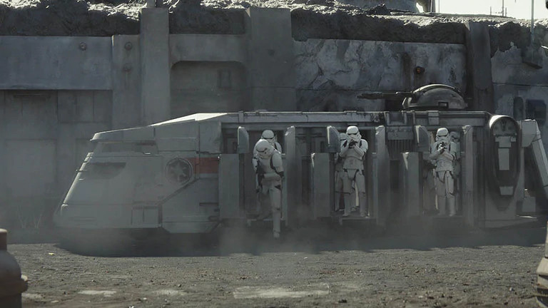 Imp Troop Transporter