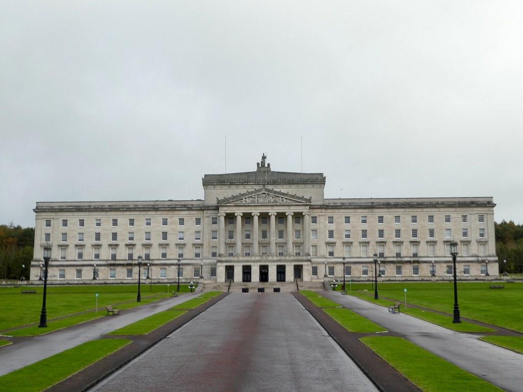 Stormont, Parliament Building, Belfast