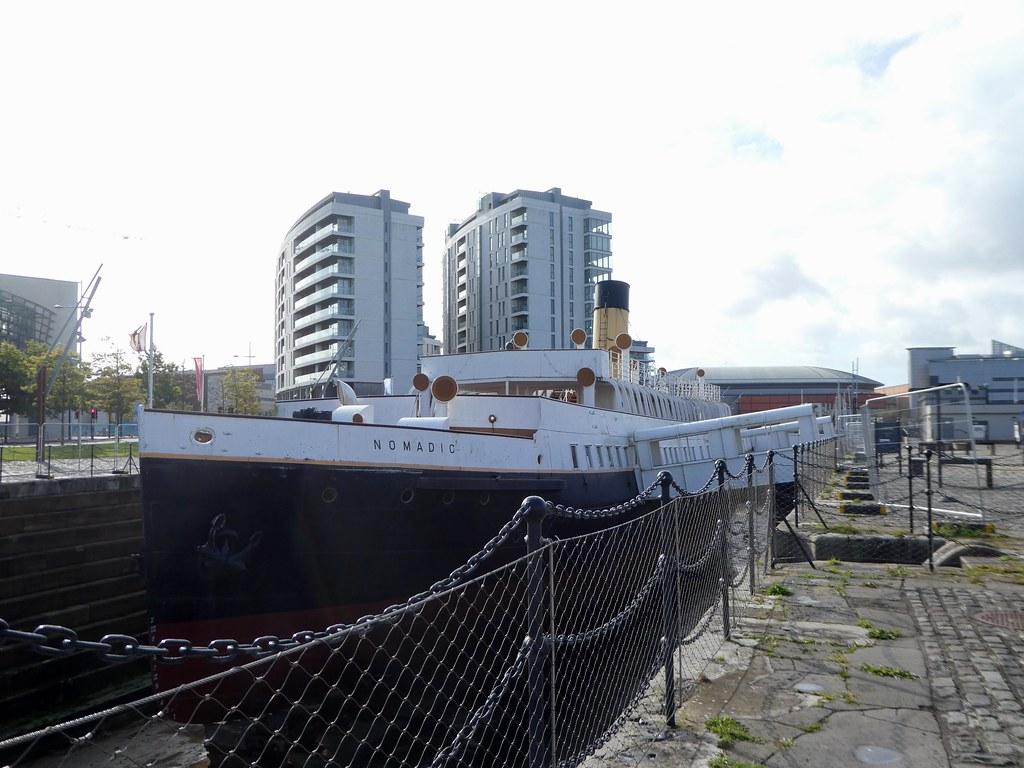 SS Nomadic, Titanic Quarter, Belfast