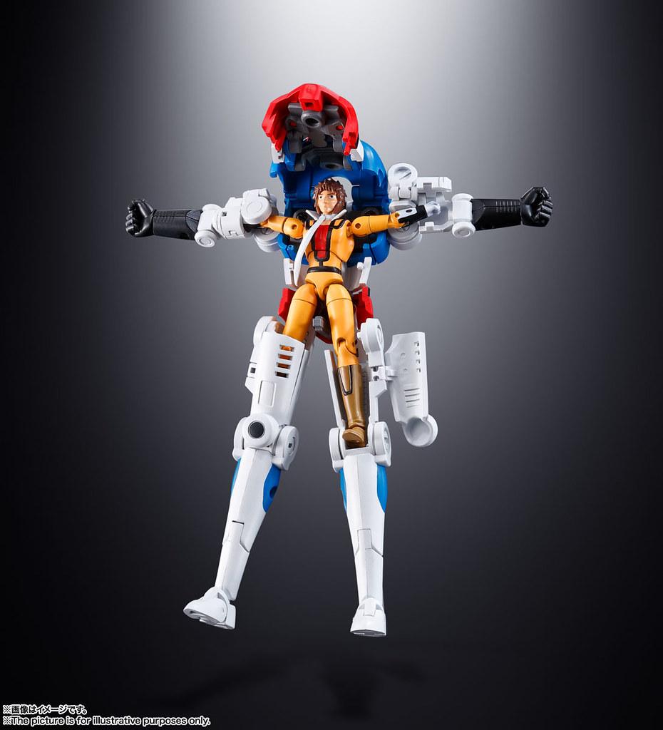 40年經典合體重現!超合金魂 GX-95《黑豹傳奇》黑豹鬥士(闘士ゴーディアン)