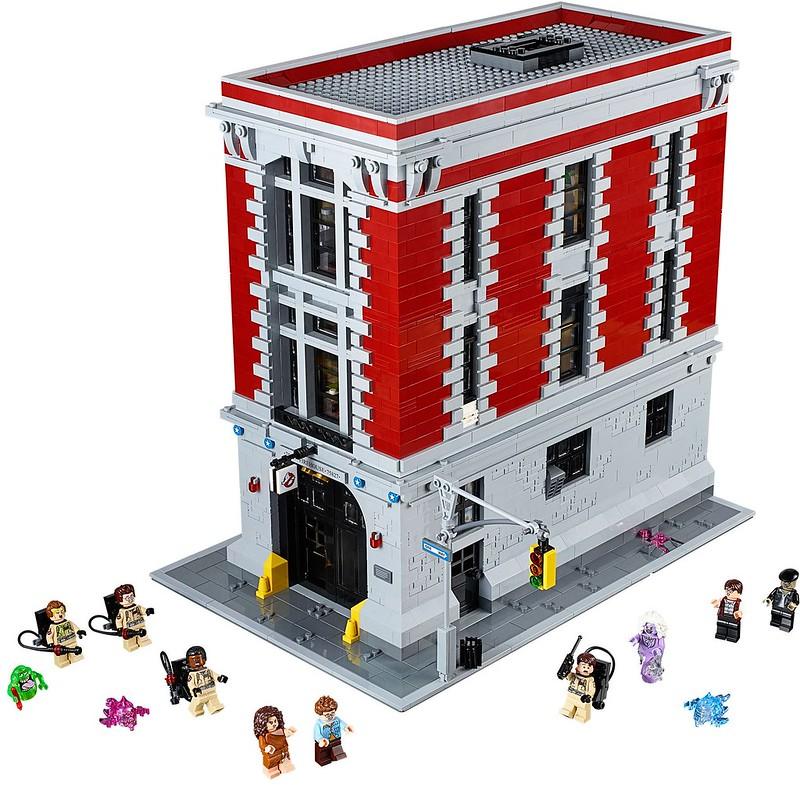 75827 Firehouse HQ