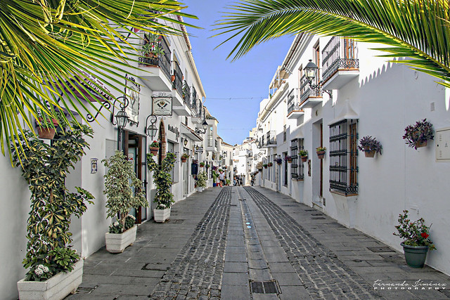 Calle de Mijas/Mijas street EXPLORE!