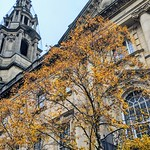 Autumn at the Sessions House in Preston